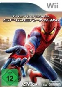The Amazing Spider-Man. Nintendo Wii