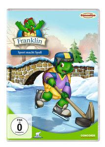 Franklin-Sport macht Spaß! (DVD)