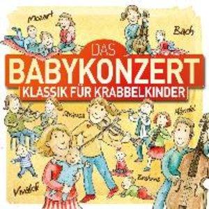Das Babykonzert - Klassik für Krabbelkinder