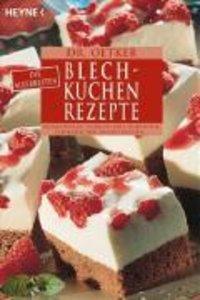 Dr. Oetker: Die allerbesten Blechkuchen-Rezepte