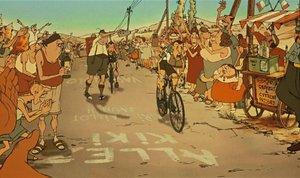 Das grosse Rennen von Bellevil
