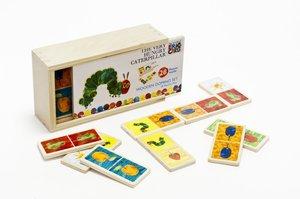 Joy Toy 10934 - Kleine Raupe Nimmersatt Holz