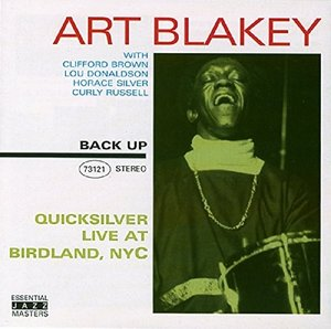 Quicksilver-Live At Birdland,Nyc