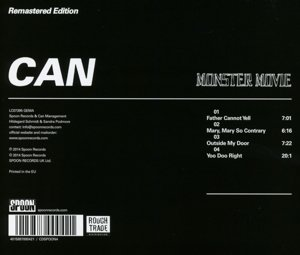 Monster Movie (Remastered)