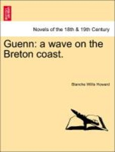 Guenn: a wave on the Breton coast.
