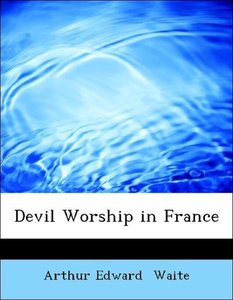 Devil Worship in France