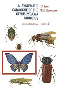 A Systematic Catalogue of the Genus Zygaena Fabricius (Lepidopte