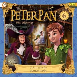 Peter Pan 06: Schatzsuche / Retter John