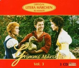 Grimms Märchen 3. 3 CDs