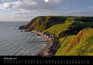 Scotland / UK-Version (Wall Calendar 2016 DIN A3 Landscape)