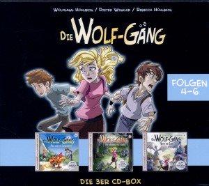Die Wolf-Gäng Box 2 (Folge 4-6)