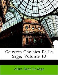 Oeuvres Choisies De Le Sage, Volume 10
