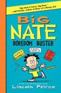 Big Nate - Boredom Buster