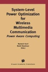 System-Level Power Optimization for Wireless Multimedia Communic