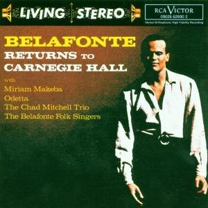 Living Stereo - Belafonte returns to Carnegie Hall