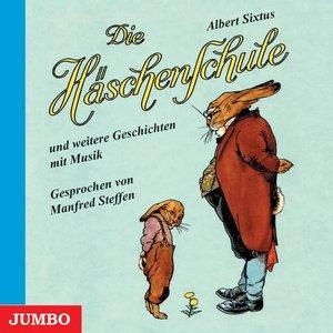 Die Häschenschule und weitere Geschichten mit Musik, 1 Audio-CD