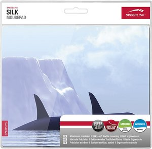 Speedlink SILK Mousepad, Orca