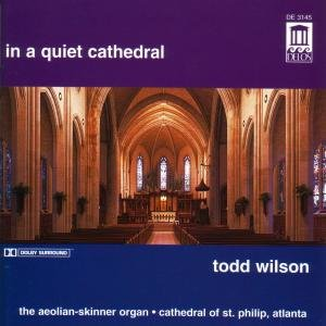 In A Quiet Cathedral/Orgel