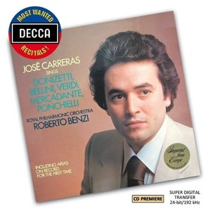 Jose Carreras Sings Arias (DMWR)