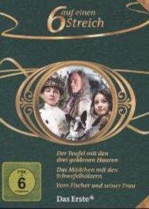 Sechs auf einen Streich - Märchenbox Vol. 10 (3DVDs)