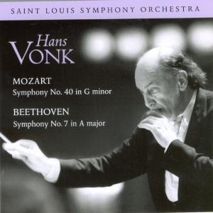 Vonk, H: Sinfonie 40/Sinfonie 7