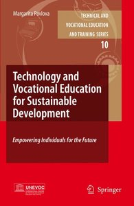 Technology and Vocational Education for Sustainable Development