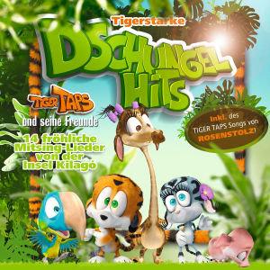 Tigerstarke Dschungelhits