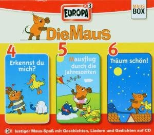 Maus/Box 2/ 4-6/ 3 CDs