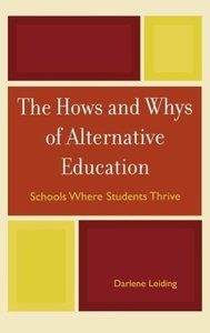 Hows and Whys of Alternative Education