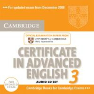 Cambridge CAE 3 - Updated Exam./2 Audio-CDs