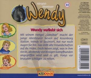 Wendy 22. Wendy verliebt sich