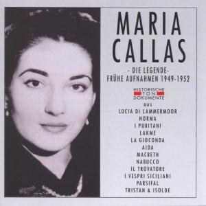 Maria Callas-Die Legende