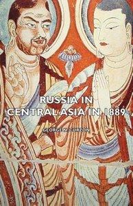 Russia in Central Asia in 1889