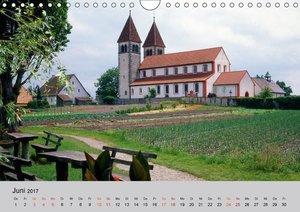 UNESCO Welterbestätten in Deutschland (Wandkalender 2017 DIN A4