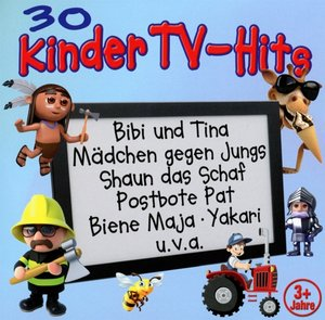 30 Kinder TV-Hits