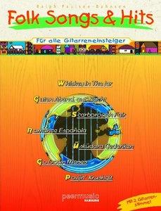 Folk Songs & Hits für alle Gitarreneinsteiger