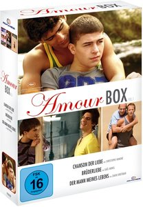 Amour Vol.1-Box (3 DVD)
