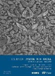 h-moll Messe BWV 232 (+DVD)