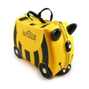 Trunki 10106 - Kinderkoffer Bernard, Tiger Optik