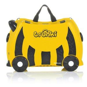 Trunki 10106 - Kinderkoffer Bernard, Tiger Optik