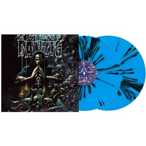 Lost Tracks Of Danzig (Gtf.Blue-Black Splatter VI