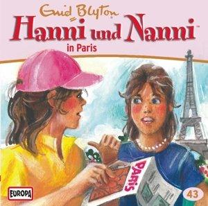 Hanni und Nanni 43. Hanni und Nanni in Paris