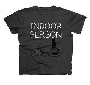 Greg T-Shirt Erwachsene Indoor Gr.L
