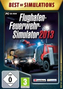 Best of Simulations: Flughafen-Feuerwehr-Simulator 2013