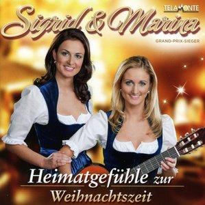 Heimatgefühle Zur Weihnachtszeit (CD)