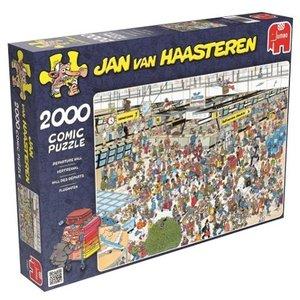 Jumbo Spiele 02087 - Jan van Haasteren: Am Flughafen