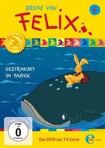 Briefe von Felix 06: Gestrandet im Pazifik
