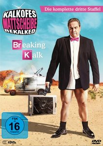 Rekalked ! Die Komplette Staffel 3-Breaking Kalk