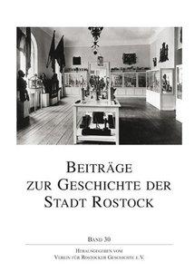 Beiträge zur Geschichte der Stadt Rostock 30