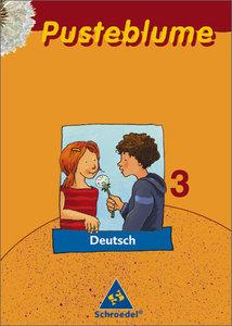Pusteblume 3. Das Sprachbuch. CD-ROM für Windows XP/2003/2000/98
